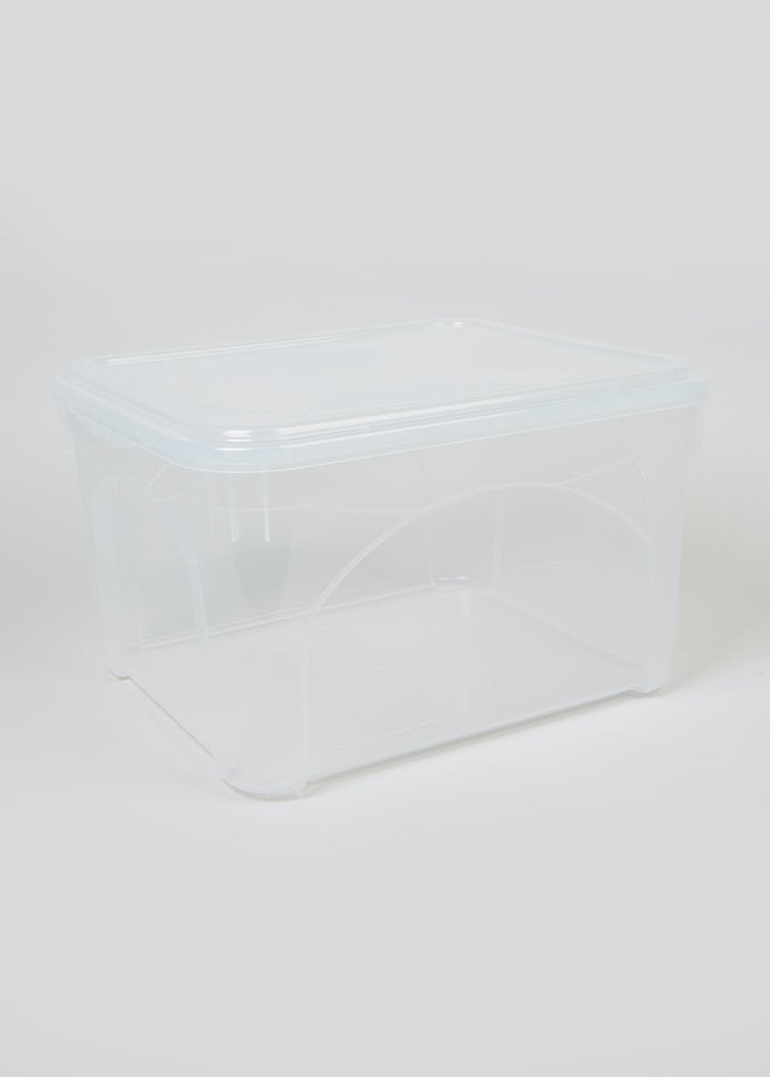 30L Vented Storage Box (40cm x 34cm x 32cm)