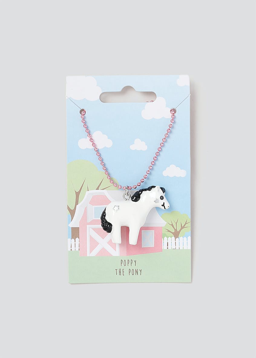 Fun Giftable Horse Necklace