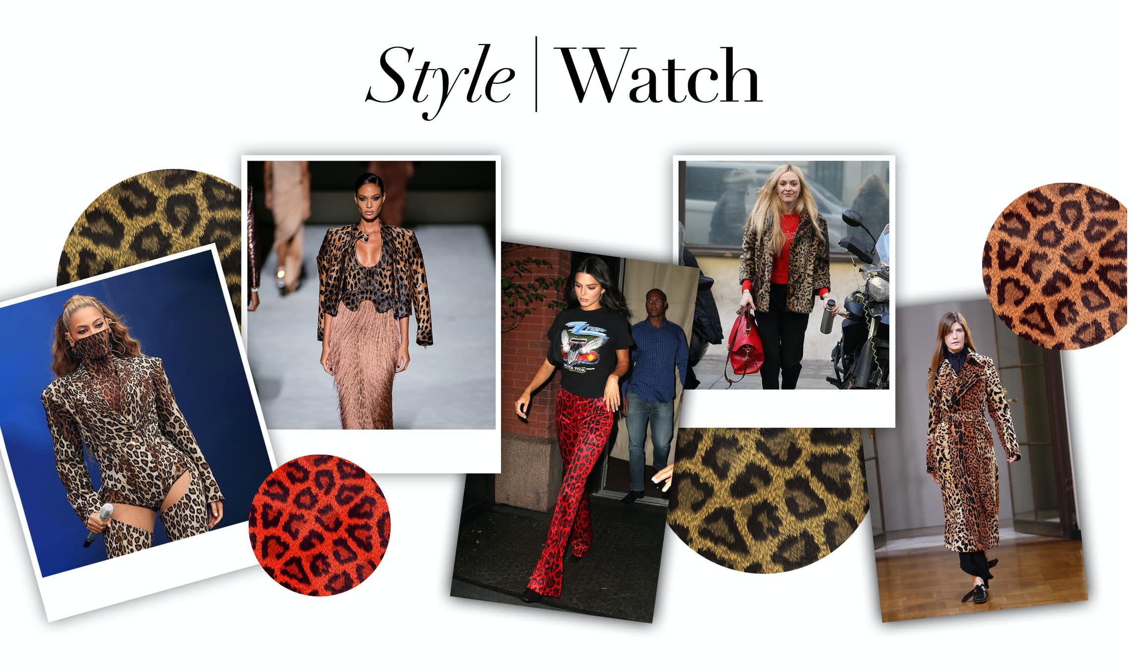 Style Watch - The Leopard Edition
