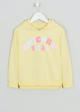 Girls Slogan Sweatshirt (4-13yrs)