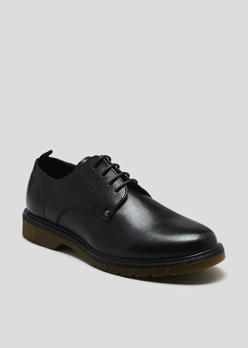 Round Toe Formal Shoes