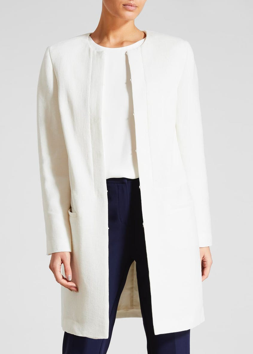 FWM Cocoon Occasion Coat