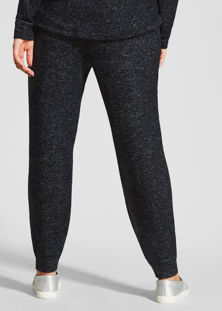 Papaya Curve Soft Touch Tapered Jogging Bottoms