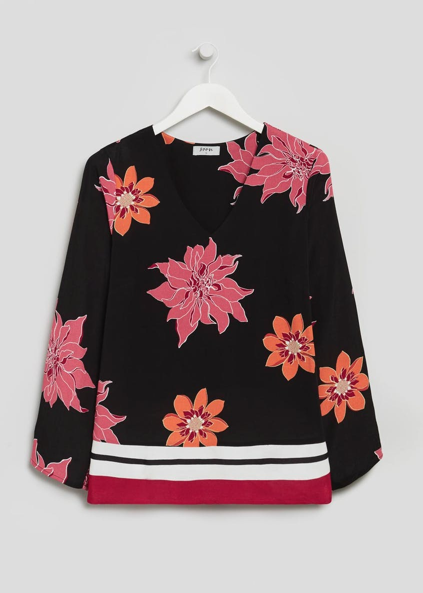 Soon Floral Blouse