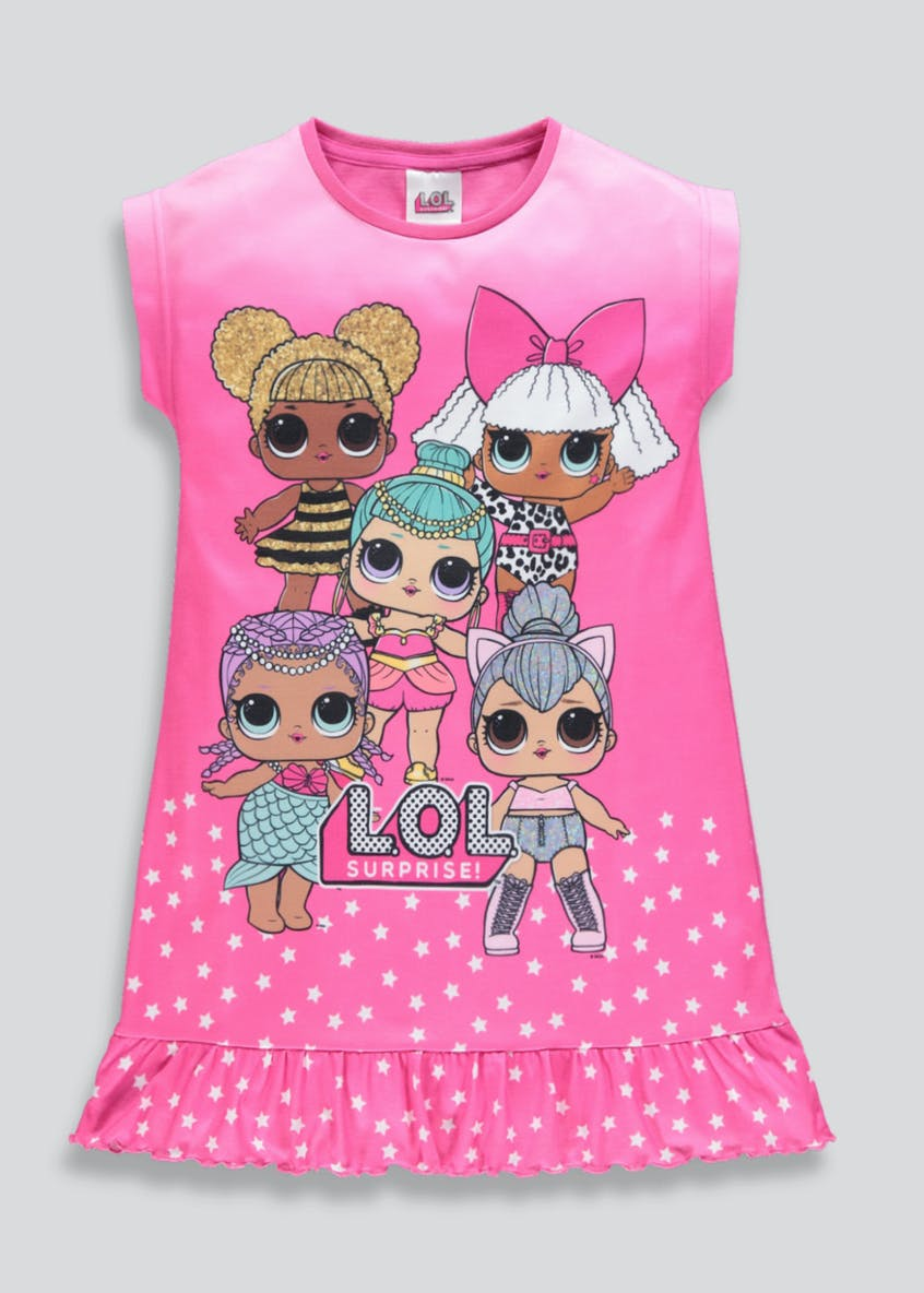 Kids L.O.L Surprise Nightie (4-10yrs)