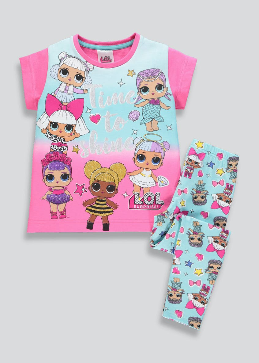 Kids L.O.L Surprise Pyjama Set (4-10yrs)