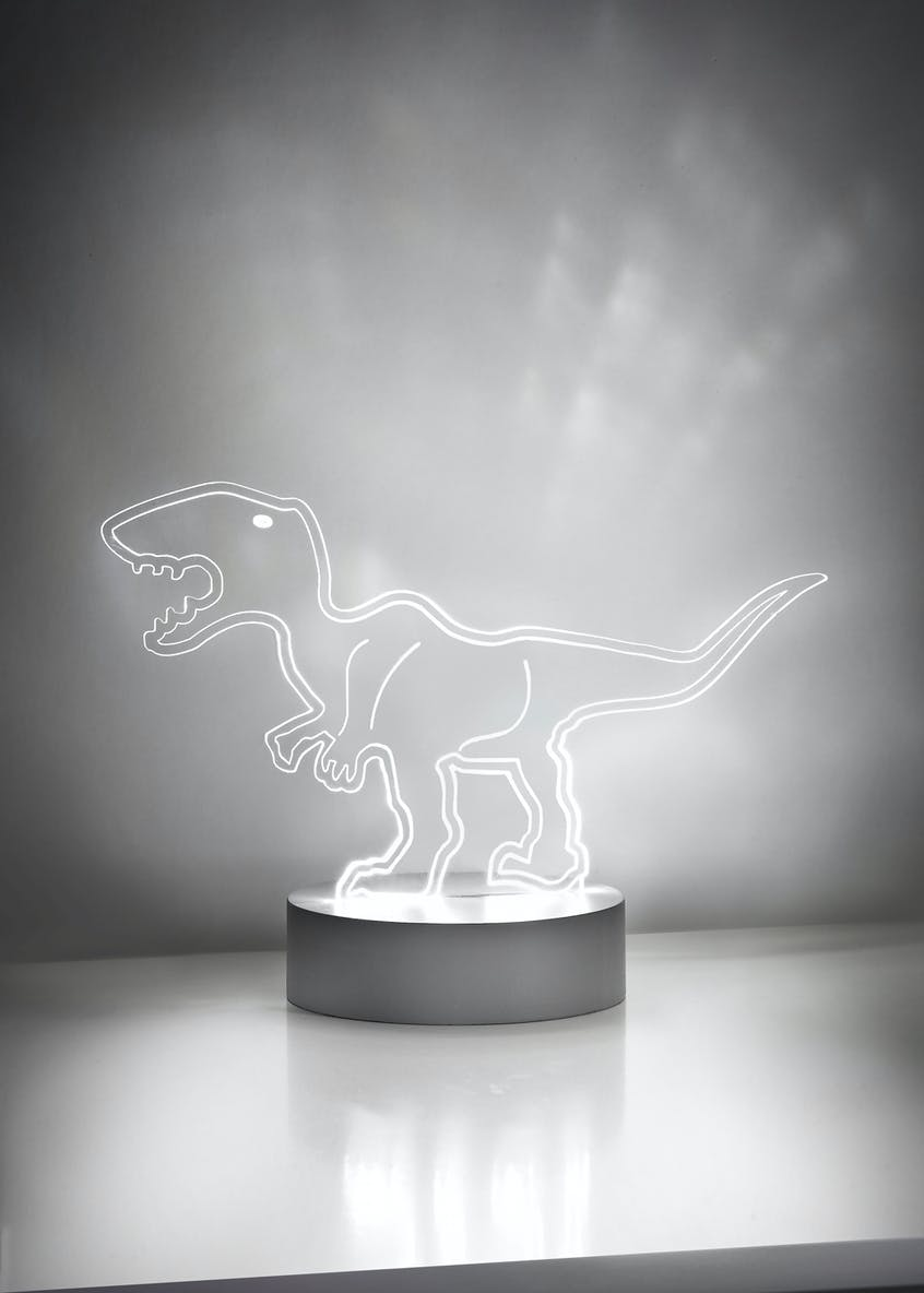 LED Dinosaur Light (17cm x 22cm)