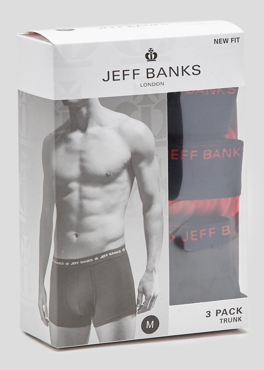 Jeff Bank 3 Pack Trunks
