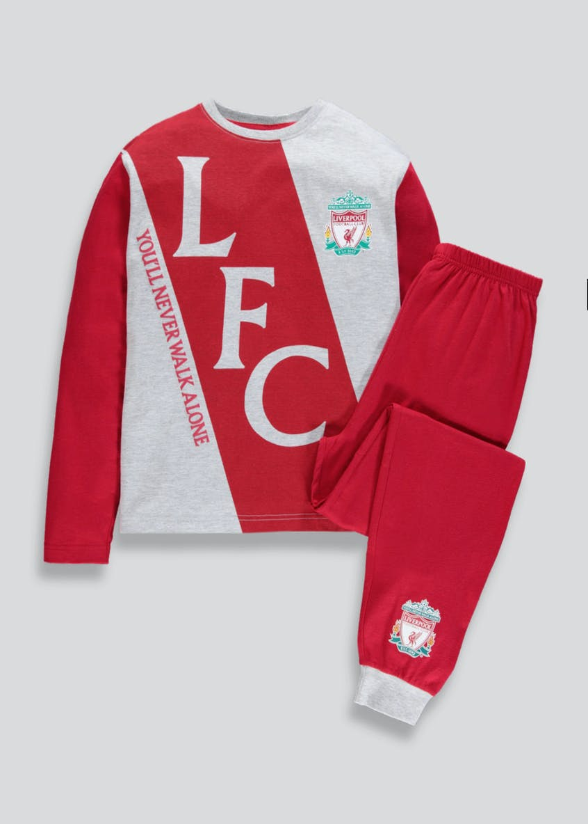 Kids Liverpool FC Pyjama Set (3-13yrs)