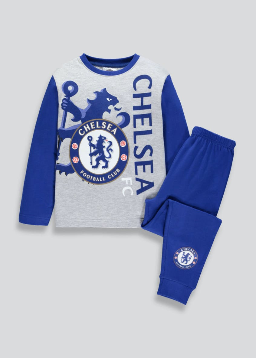 Kids Chelsea FC Pyjama Set (3-13yrs)