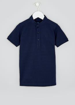 Boys Short Sleeve Polo Shirt (4-13yrs)