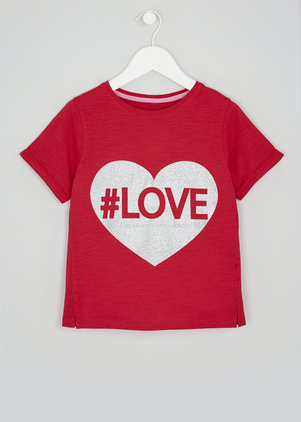 I Love Heart The Weekend Ladies T-Shirt