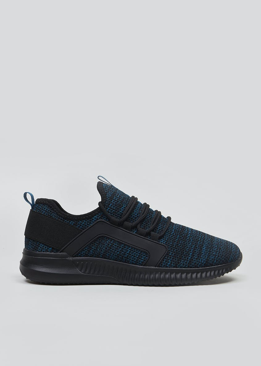 Souluxe Knitted Gym Trainers