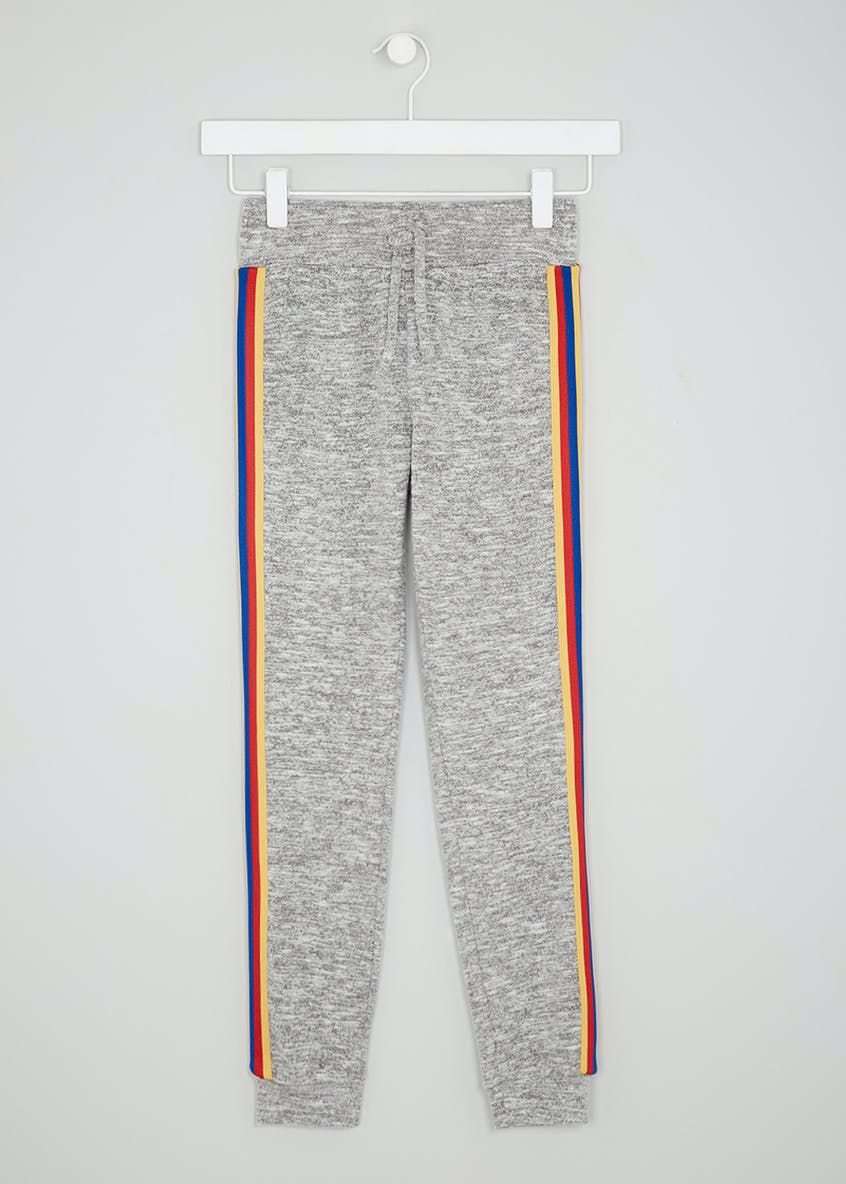 Girls Candy Couture Rainbow Jogging Bottoms (9-16yrs)