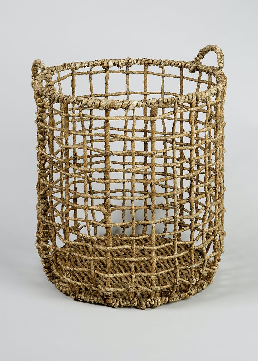 Large Cut Out Basket (40cm x 35cm x35cm)