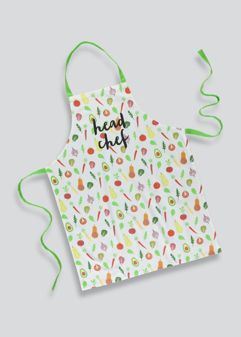 Head Chef Healthy Eating Apron