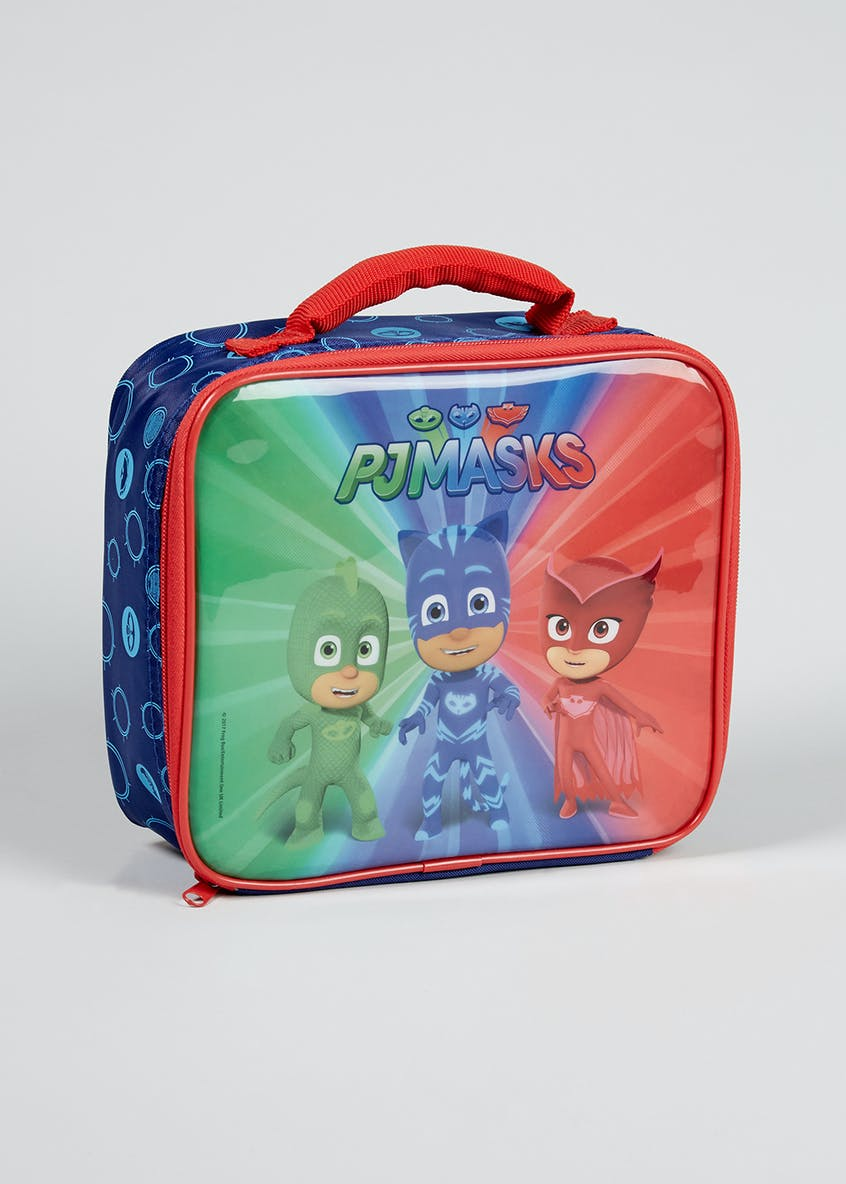 Kids PJ Masks Lunch Bag (23cm x 20cm x 7cm)