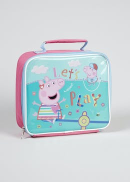 Kids Peppa Pig Lunch Bag (23cm x 20cm x 7cm)