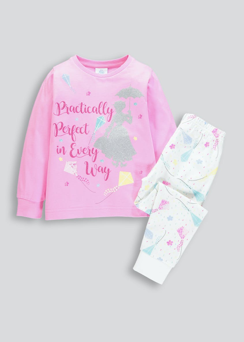 Kids Mary Poppins Pyjama Set (2-9yrs)