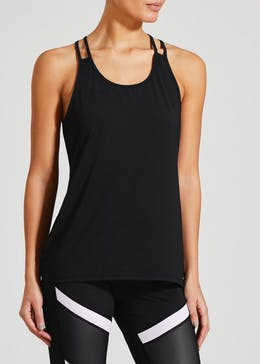 Souluxe Strappy Gym Vest