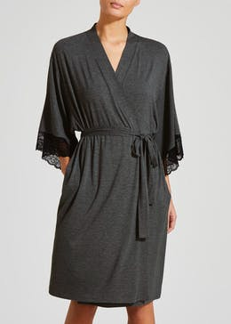 Womens Dressing Gown - Fluffy c32022961