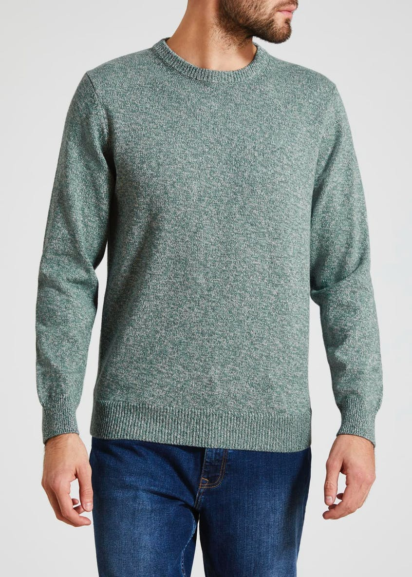 Lincoln Crew Neck Knitted Jumper