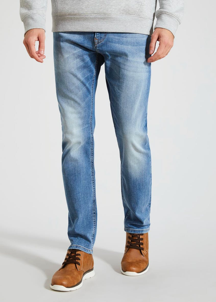Stretch Slim Fit Jeans