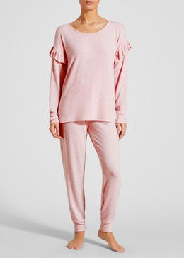 Super Soft Frill Pyjama Set