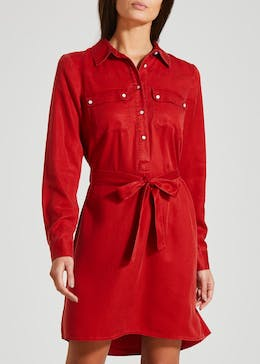 Falmer Tencel Shirt Dress