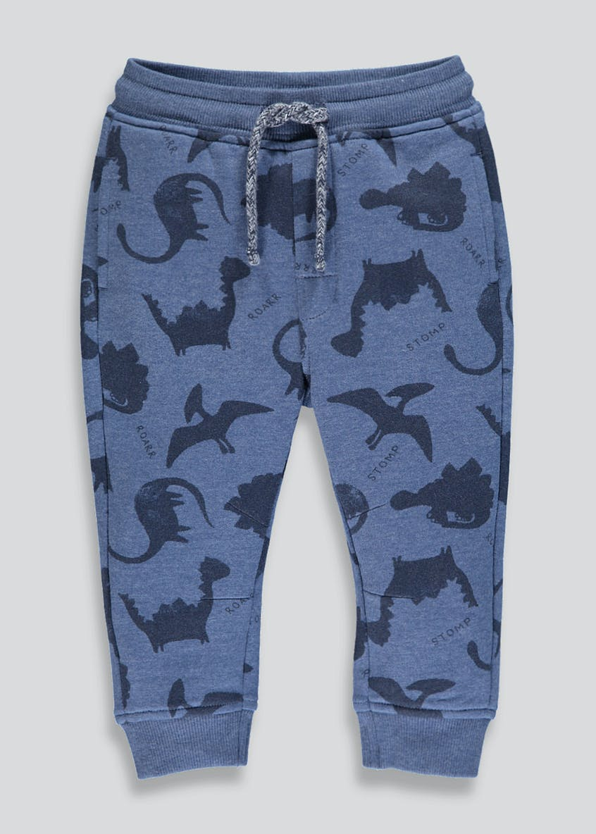 Kids Dinosaur Jogging Bottoms (9mths-6yrs)