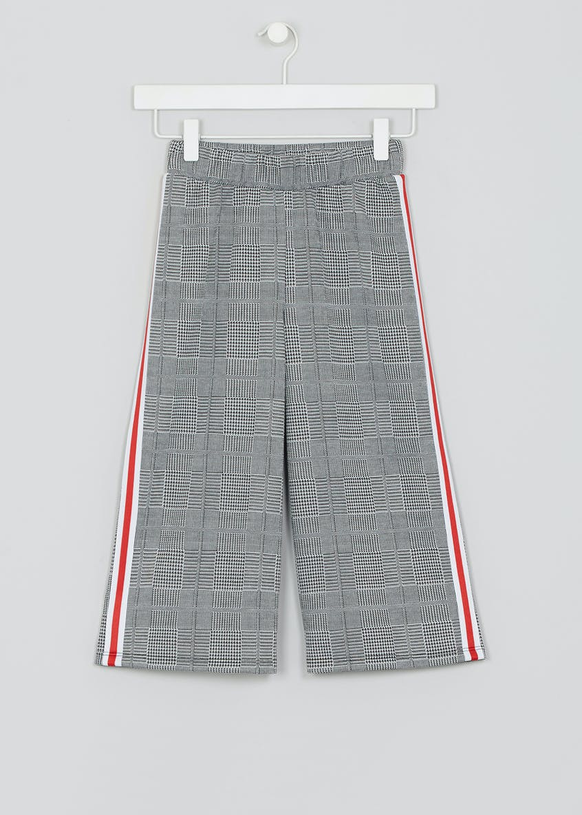 Girls Candy Couture Check Culottes (9-16yrs)