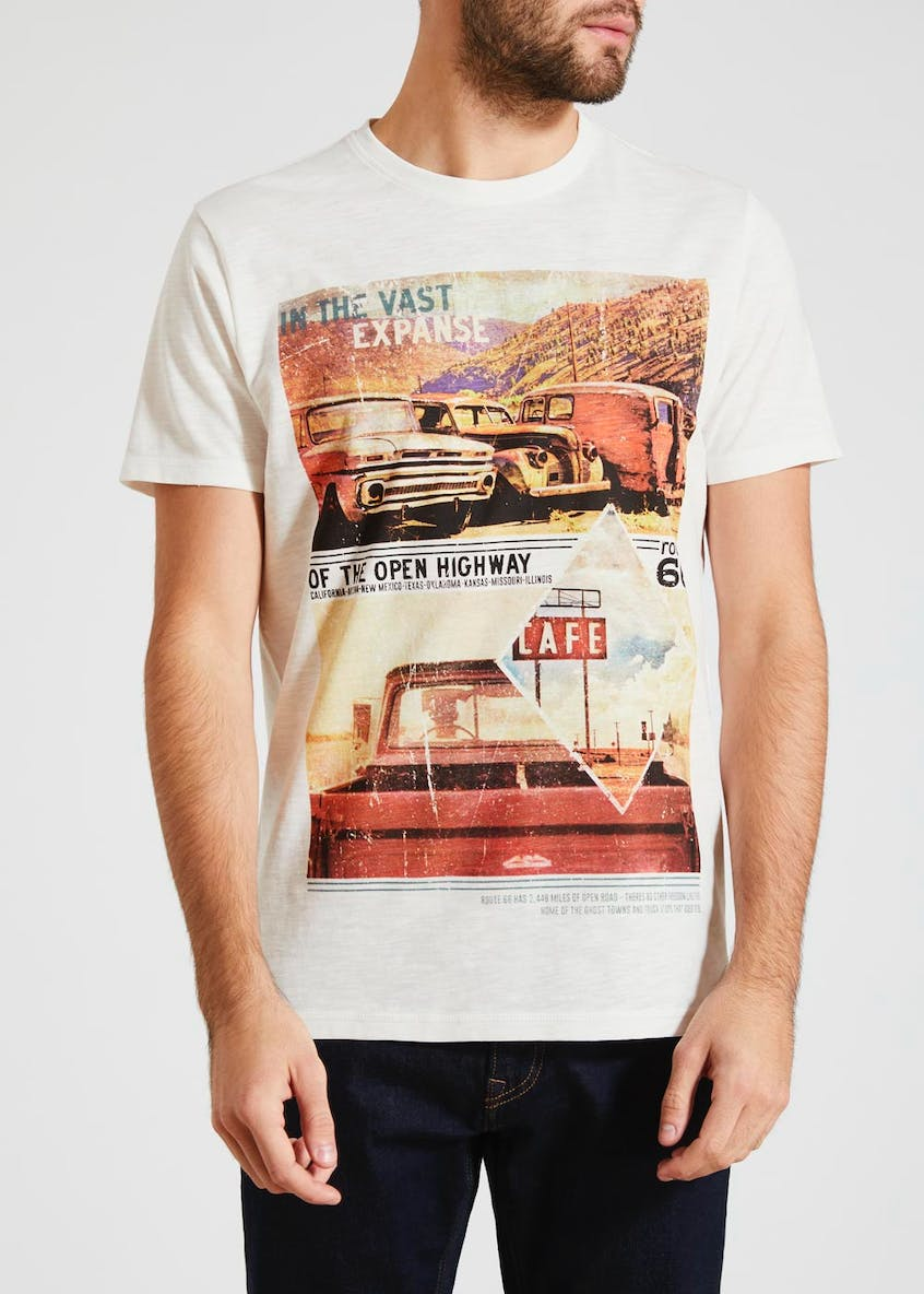Big & Tall Printed T-Shirt