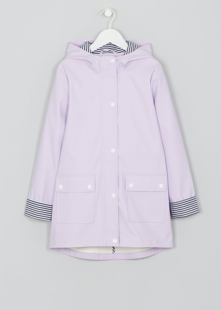 Girls Candy Couture Rain Mac (9-16yrs)