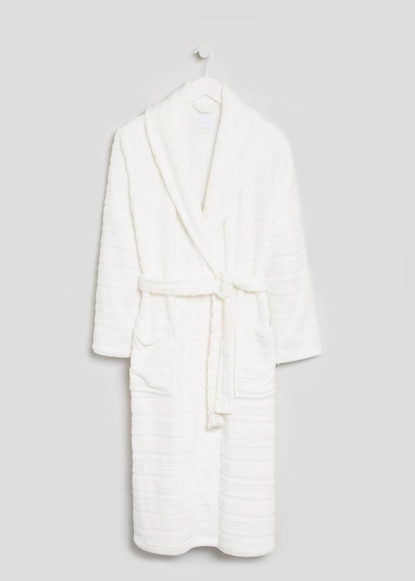 Super Soft Fleece Dressing Gown
