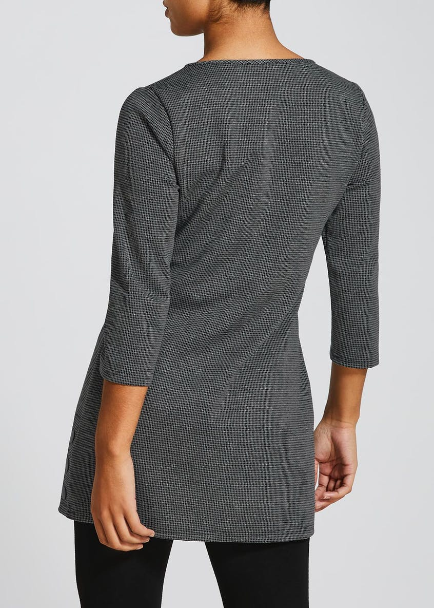 Textured Formal Tunic