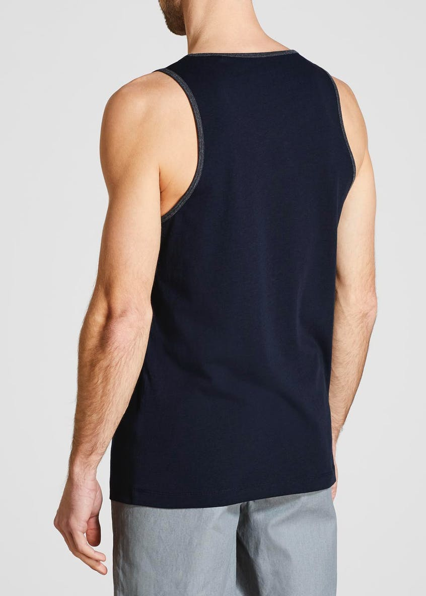 Essential Cotton Vest