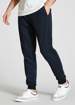Textured Cuffed Jogging Bottoms