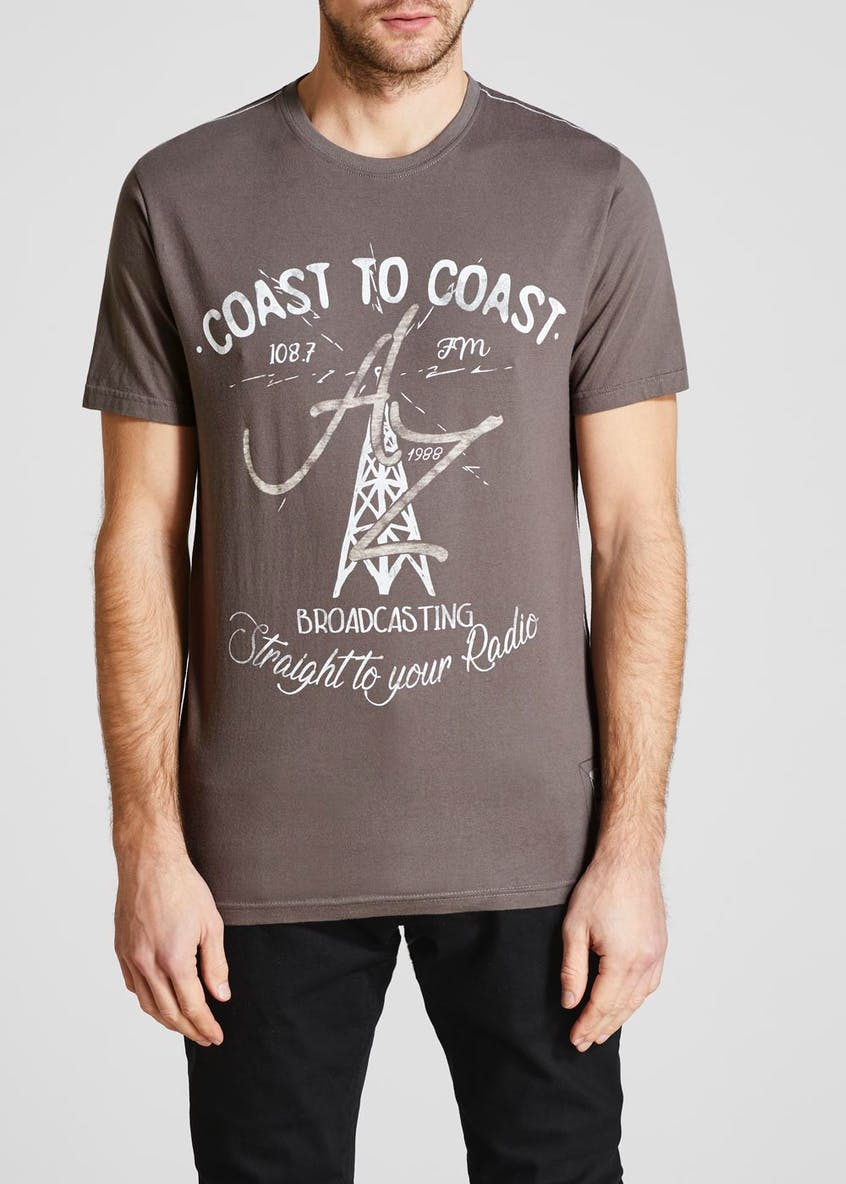 Dockland Coast Graphic T-Shirt