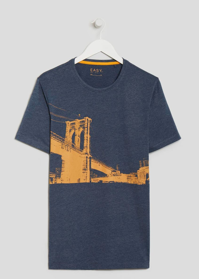 Bridge Print T-Shirt