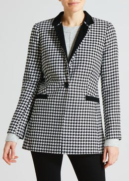 Dogtooth Formal Jacket