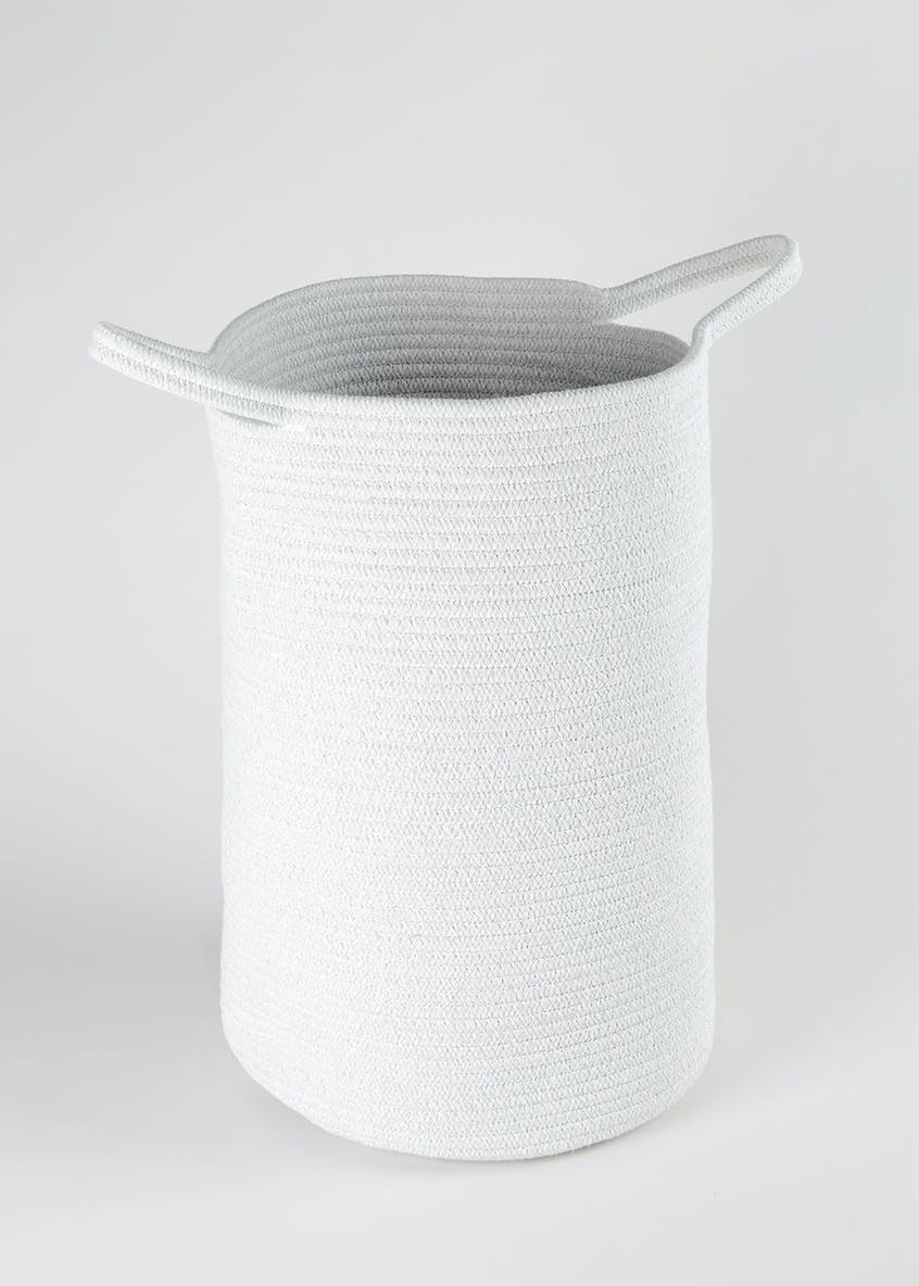Rope Laundry Basket (55cm x 57cm)