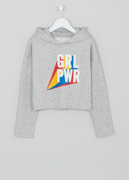 Girls Candy Couture Girl Power Sweatshirt (9-16yrs)