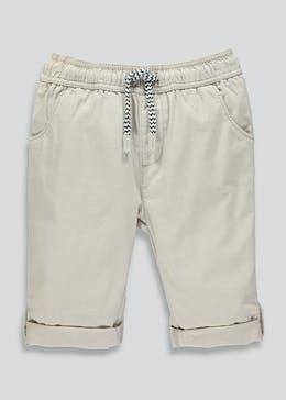 Boys Roll up Trousers (9mths-6yrs)