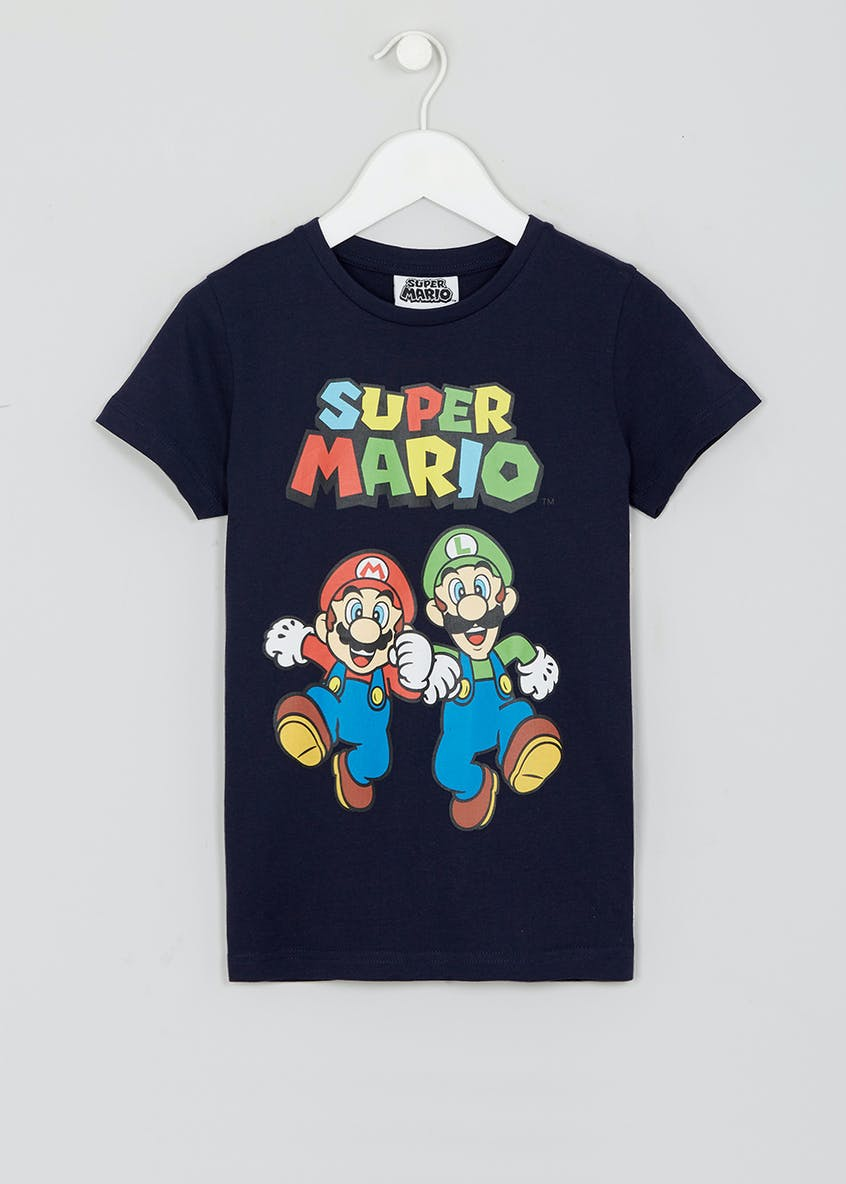 Kids Super Mario T-Shirt (3-9yrs)
