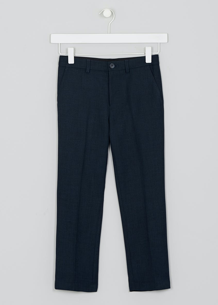 Boys Jones Suit Trousers (4-13yrs)