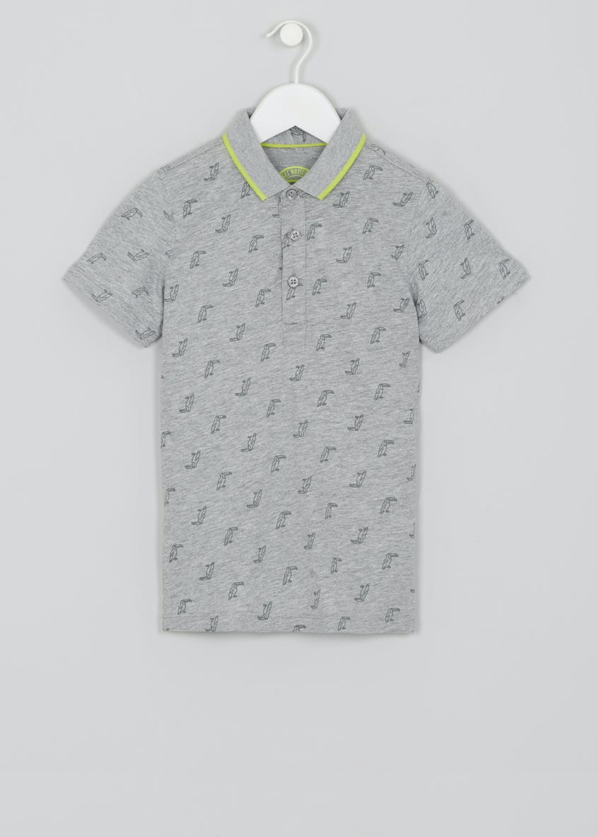 Boys Toucan Polo Shirt (4-13yrs)