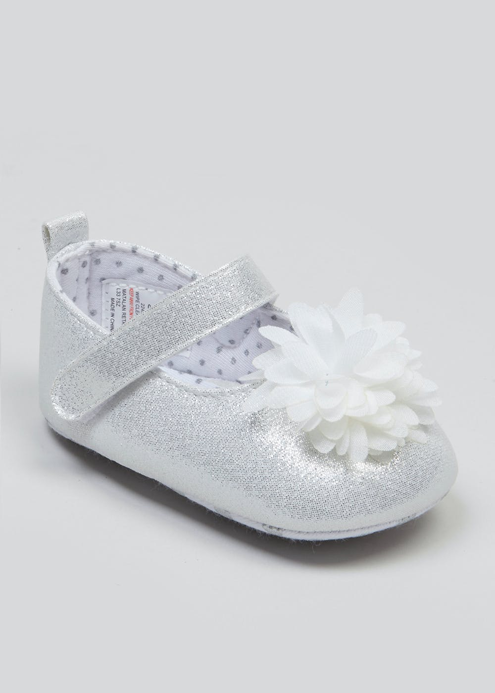 c102cfca2b53e Girls Soft Sole Occasion Baby Shoes (Newborn-18mths)