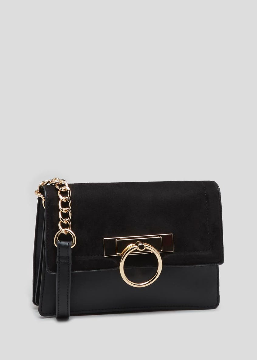 Ring Envelope Cross-Body Bag