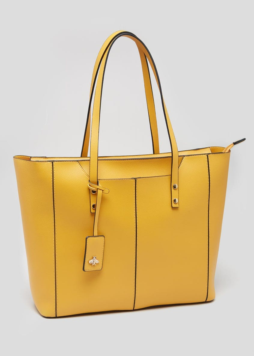 Bee Charm Tote Bag