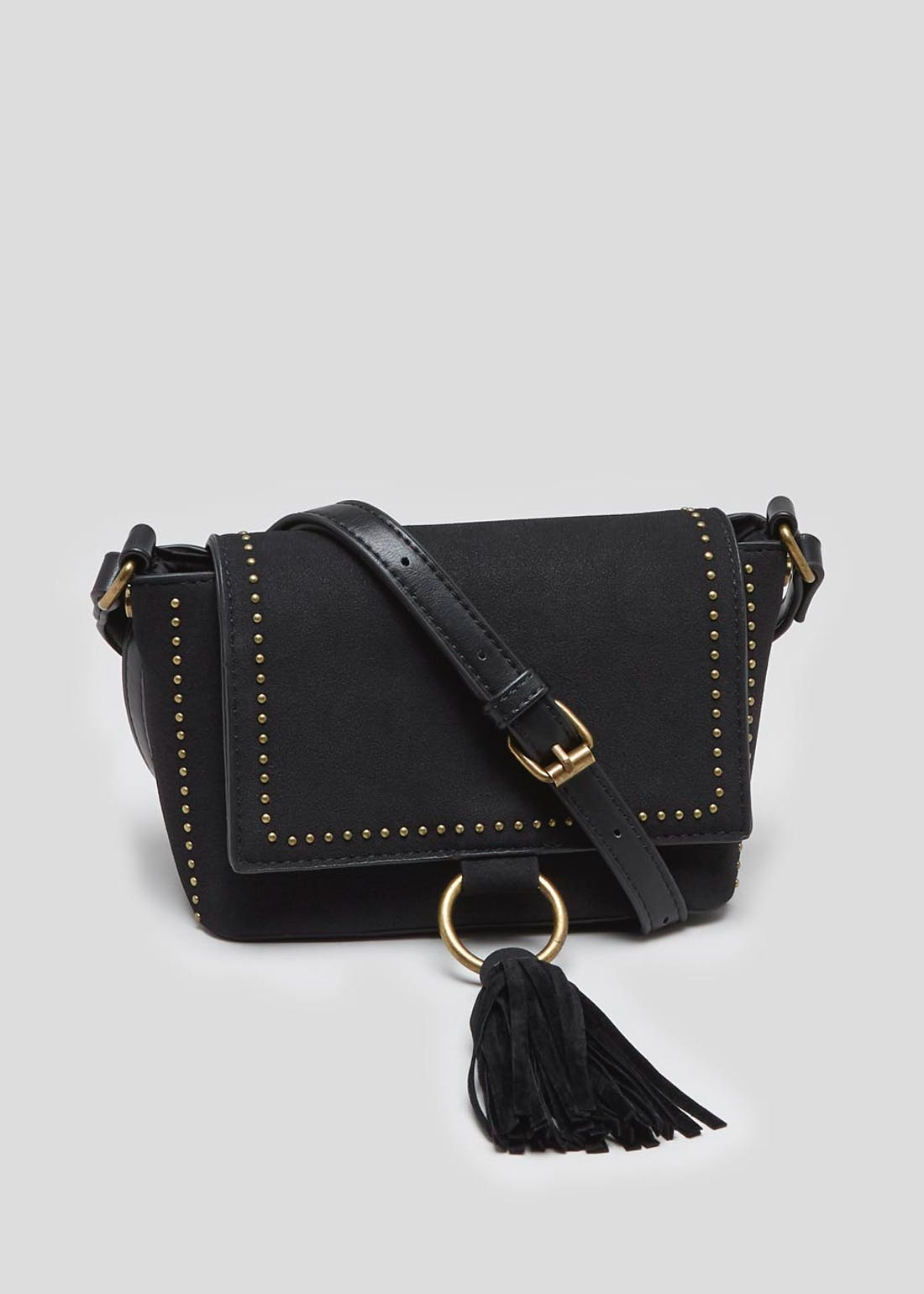 Tassel Mini Stud Bag